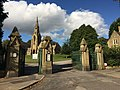 Lodges, Railings And Gate Piers At Burngreave Cemetery.jpg