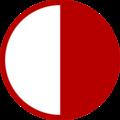 Logo Blanc i Vermell meitat.png
