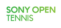 "Logo des Turniers ""Sony Open Tennis 2014"""