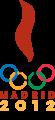 Logo de la Candidatura Madrid 2012.png