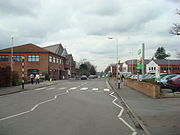London Road, Swanley - geograph.org.uk - 725112
