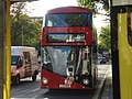 London United bus LT69 (LTZ 1069), route 9, 29 October 2013.jpg