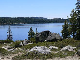 Loon Lake (California) - Image: Loon Lake, CA