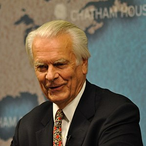 Sidney Sussex College, Cambridge - David Owen, former leader of the Social Democratic Party, now a member of the House of Lords