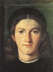 Portrait of a Young Man (Lotto, Uffizi)