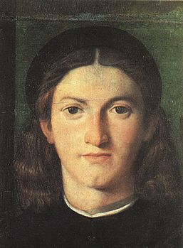 Lorenzo Lotto- Portrait of a Young Man.JPG