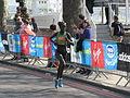 Lornah Kiplagat, London Marathon 2011.jpg