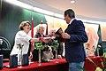 Los rosales franceses, ganadores en el concurso de rosas 'Villa de Madrid' 01.jpg
