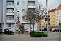 Lotte Lang-Platz; 1030 Wien, Obere Bahngasse.jpg
