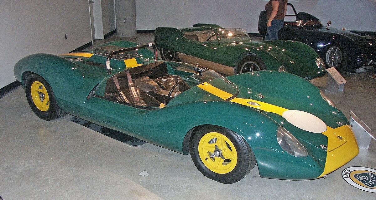 Lotus 30 - Wikipedia