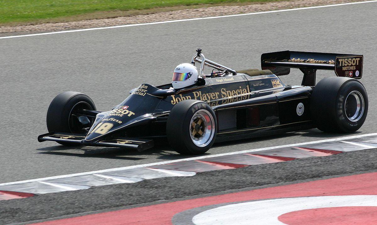 Lotus 87 - Wikipedia