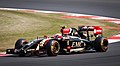 Lotus E22 Maldonado Silverstone 2014 (1).jpg