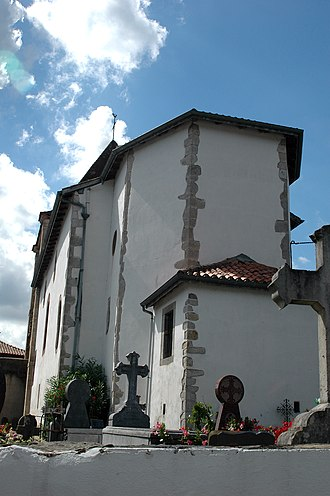 Louhossoa - The church of Louhossoa