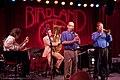 Louis Armstrong Centennial Band at Birdland, New York City (3669679394).jpg