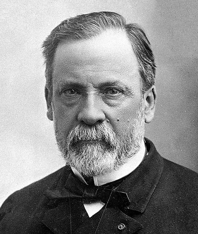 Portrét Louise Pasteura z roku 1878