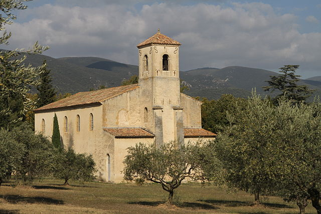 Протестантский храм в Лурмарене