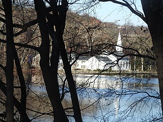 Cold Spring Harbor - St. John's Episcopal Church