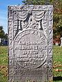 Lowrie (Ellen Jane), Lebanon Church Cemetery, 2015-10-23, 01.jpg