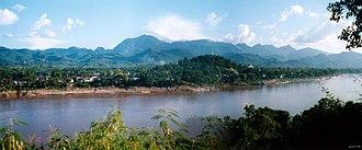 Auguste Pavie - Image: Luangphabang okt 98