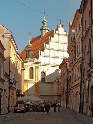 Lublin Renaissance - Image: Lublin Dominikanie