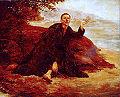 Lucílio de Albuquerque - Anchieta escrevendo o poema à Virgem, 1906.jpg