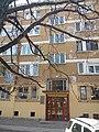 Luchezar Stanchev home with memorial plaque, 8 Tsarigradsko Shose Blvd., Sofia.jpg