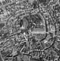 Luchtfoto van de kern van Den Burg vanuit het westen - Burg, Den (Texel) - 20045786 - RCE.jpg
