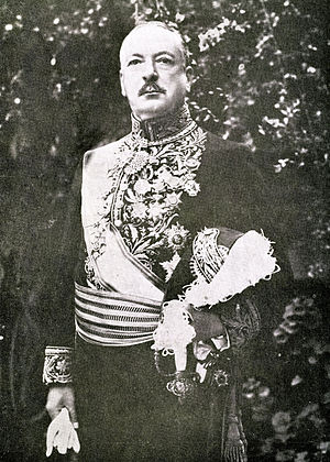 Théodore Steeg - Lucien Saint was Resident General of France in Tunisia from 1921 to January 1929, when he replaced Steeg in Morocco