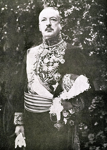 Lucien Saint was Resident General of France in Tunisia from 1921 to January 1929, when he replaced Steeg in Morocco Lucien Saint.jpg