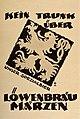 Ludwig Hohlwein - Löwenbräu Märzen, 1926.jpg