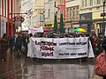 Luftschlossfabrik bleibt ! Demonstration Flensburg 25.04.2015.jpg