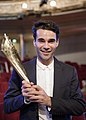 Luka Dimic Nestroy-Theaterpreis 2016.jpg