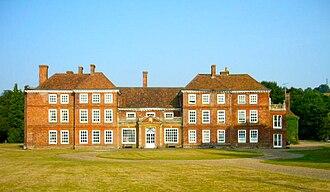 Lullingstone Castle - Lullingstone Manor dates from 1497