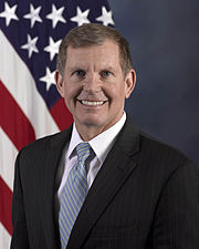 Michael D. Lumpkin, Performing Duties of Under Secretary of Defense for Policy