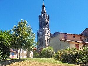 Lupiac - Image: Lupiac 027