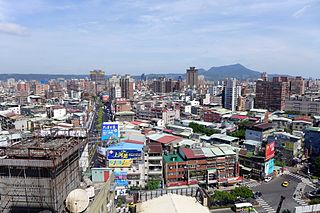 Luzhou District, New Taipei District in Republic of China