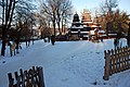 Lviv Chernecha Hora Church from Kryvka RB.jpg
