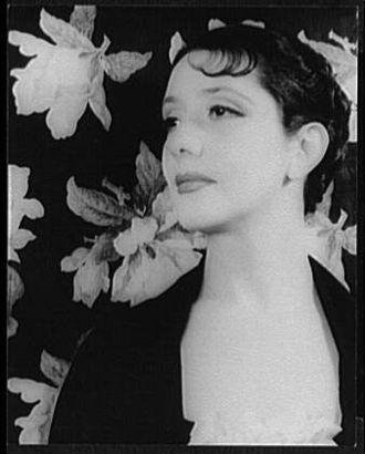 Lynn Fontanne - Photograph by Carl Van Vechten, 1932