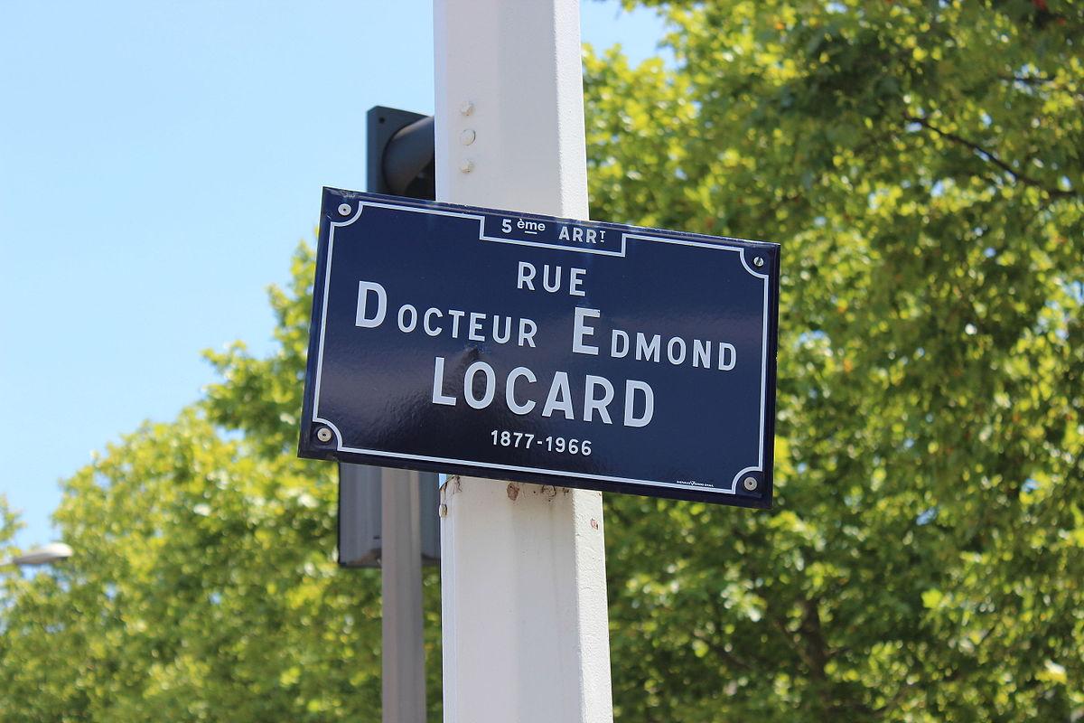 Rue Du Docteur Balestre Villa Palmerose Nice