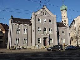 Ehemalige Mädchenschule Lechhausen in Augsburg