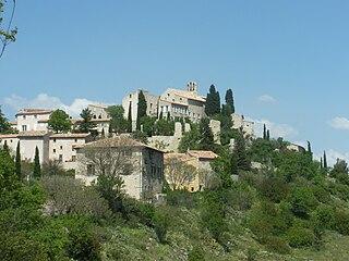 Méthamis Commune in Provence-Alpes-Côte dAzur, France