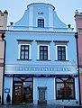 Měšťanský dům Říčanský, U zlatého lva (Havlíčkův Brod), Havlíčkovo nám. 176, Havlíčkův Brod.jpg