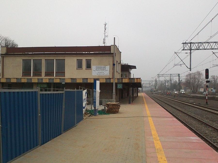 Mława railway station