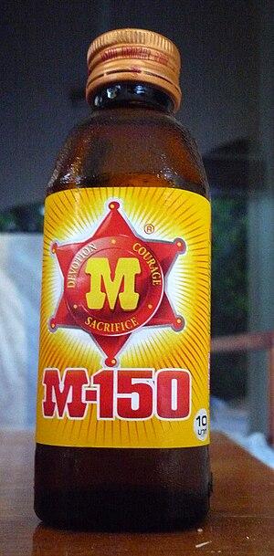 M-150 (energy drink) - Image: M 150