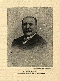 M. Denis Guibert, le dernier député de Saint-Pierre.jpg