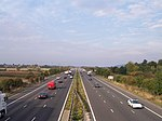 File:M5, from the Walton Cardiff to Fiddington road (2005).jpg