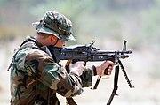 M60 machine gun DN-ST-88-00621