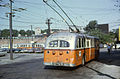 MBTA 8510 at Bennett Street Carhouse in 1967.jpg
