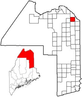Cyr Plantation, Maine