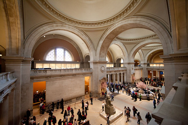 File:MET - The Great Hall - Metropolitan Museum of Art, New York, NY, USA - 2012.JPG